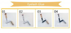 custom eyelash glue