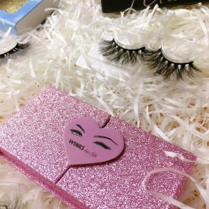 flash eyelash packaging box company