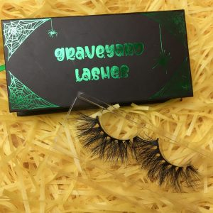 create your own eyelash packaging,